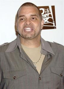Yes...we interviewed Sinbad.