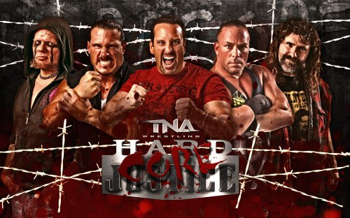 TNA Hardcore Justice: The Fina...