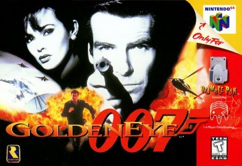 'GoldenEye 007 Reloaded' headed to Xbox 360 and PS3?