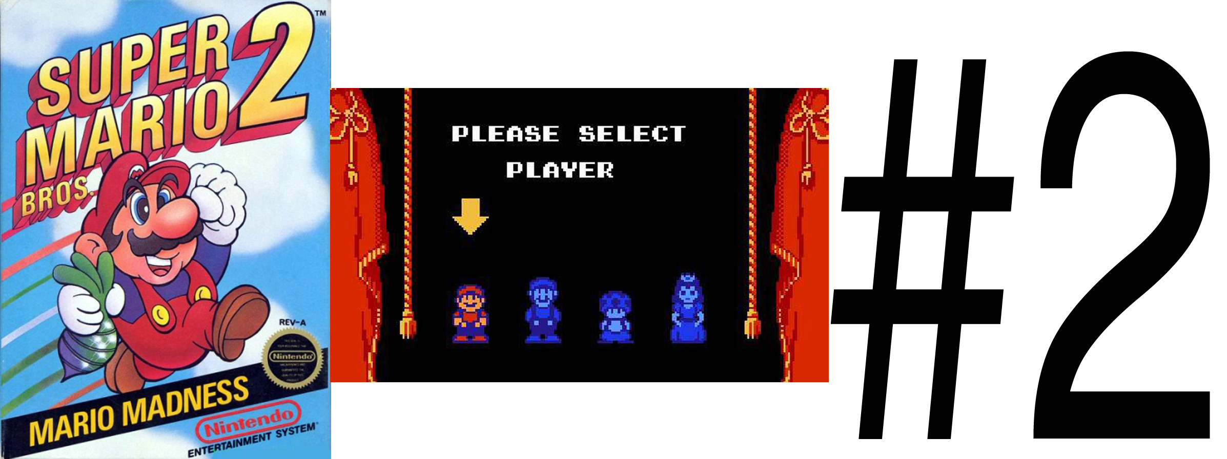 Link to the Past: Super Mario |