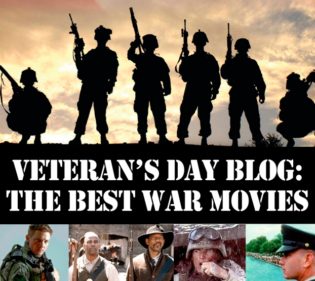 Veteran's Day Blog: Top 10 War Movies - The Pop Break