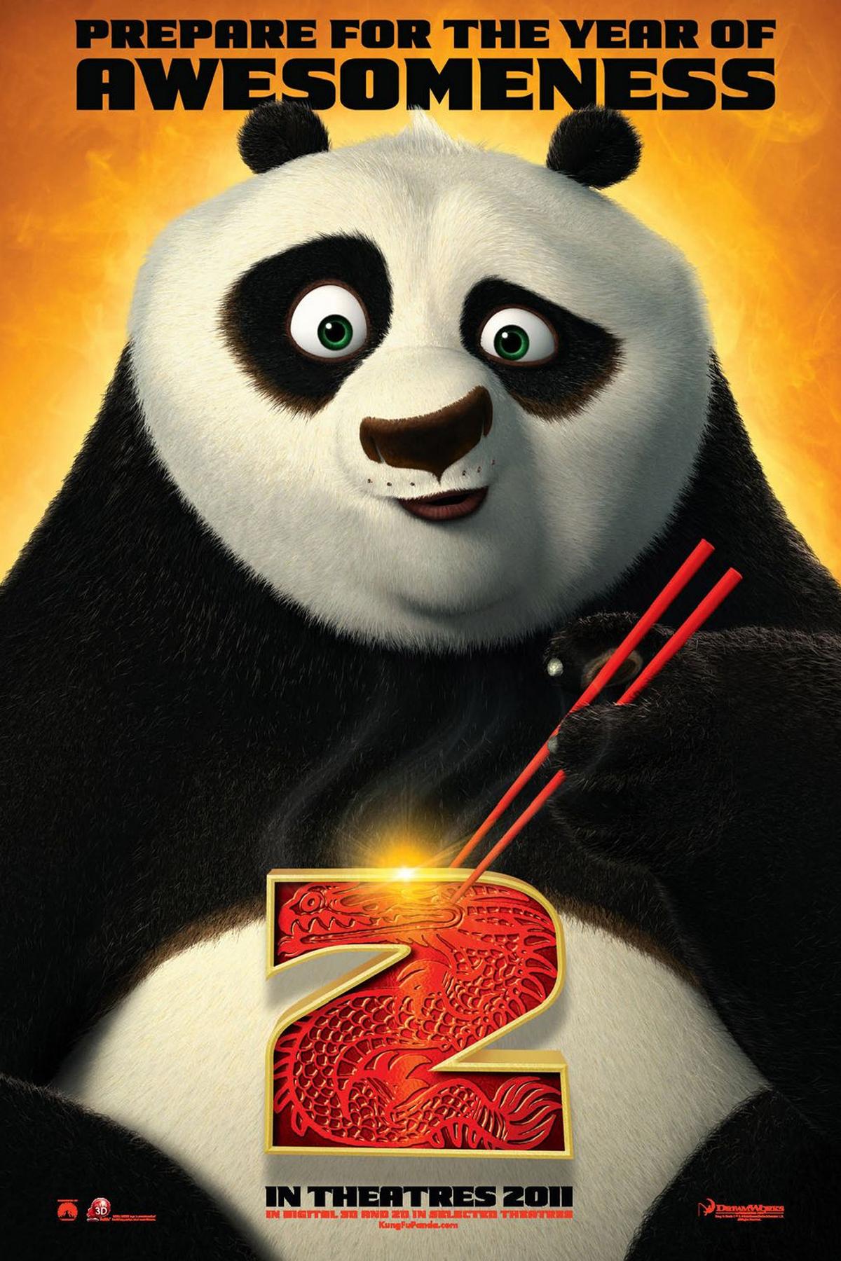 Review Kung Fu Panda 2 The Pop Break