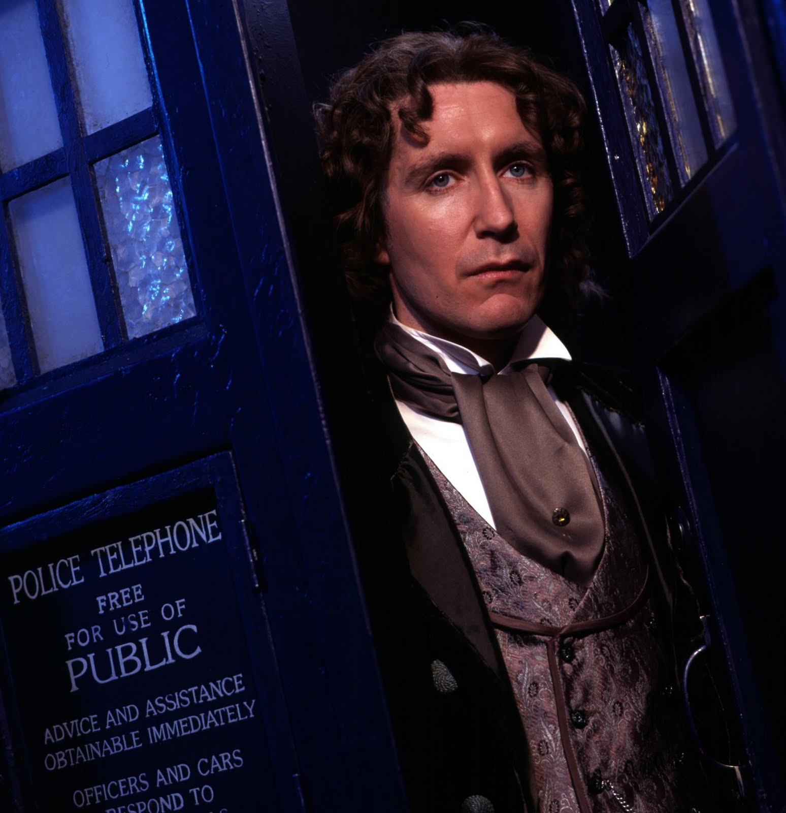 Paul McGann - Picture Colection