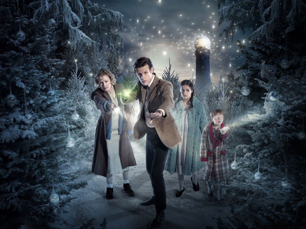The Christmas List: Ranking The Doctor Who Christmas Specials From ...