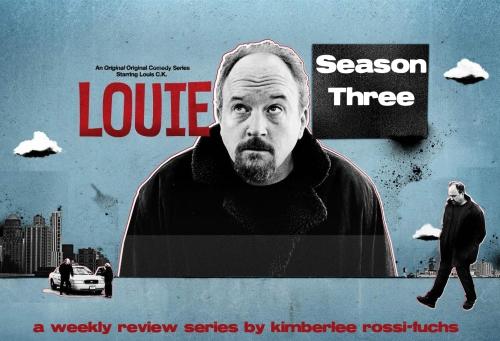 TV Review: Louie, Season 3, Ep  11 - The Pop Break