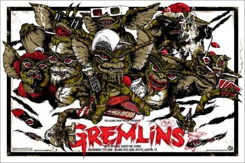 Gremlins by Rhys Cooper (Mondo)