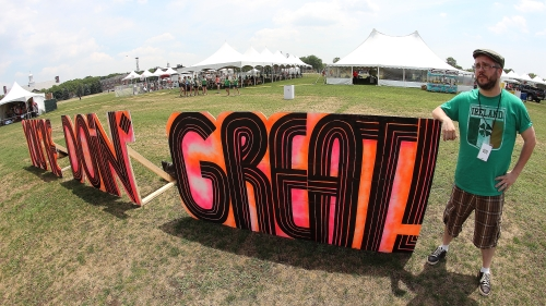 From the first Governors Ball on Governors Island, 2011