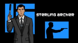 "ARCHER: ""Sterling Archer"" as voiced by H. Jon Benjamin"
