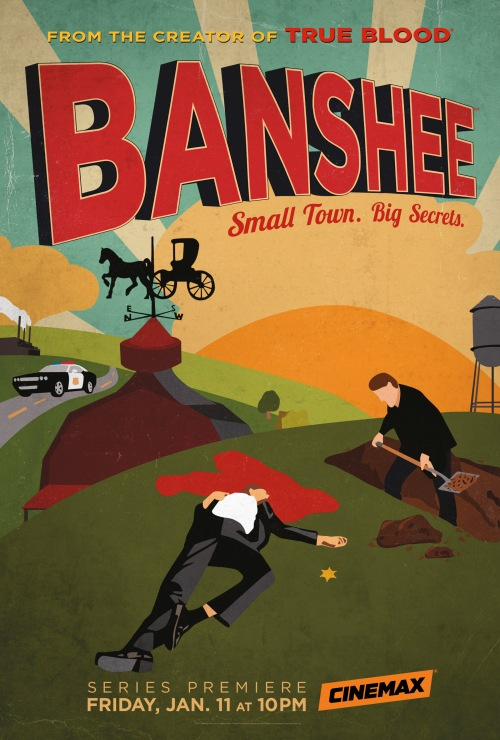 Banshee-Poster