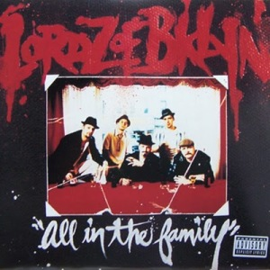 Lordz Of Brooklyn - All In The Family - 1995 - NY R