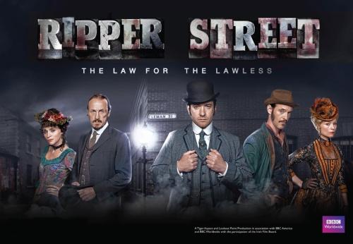 Ripper Street BBC America-1