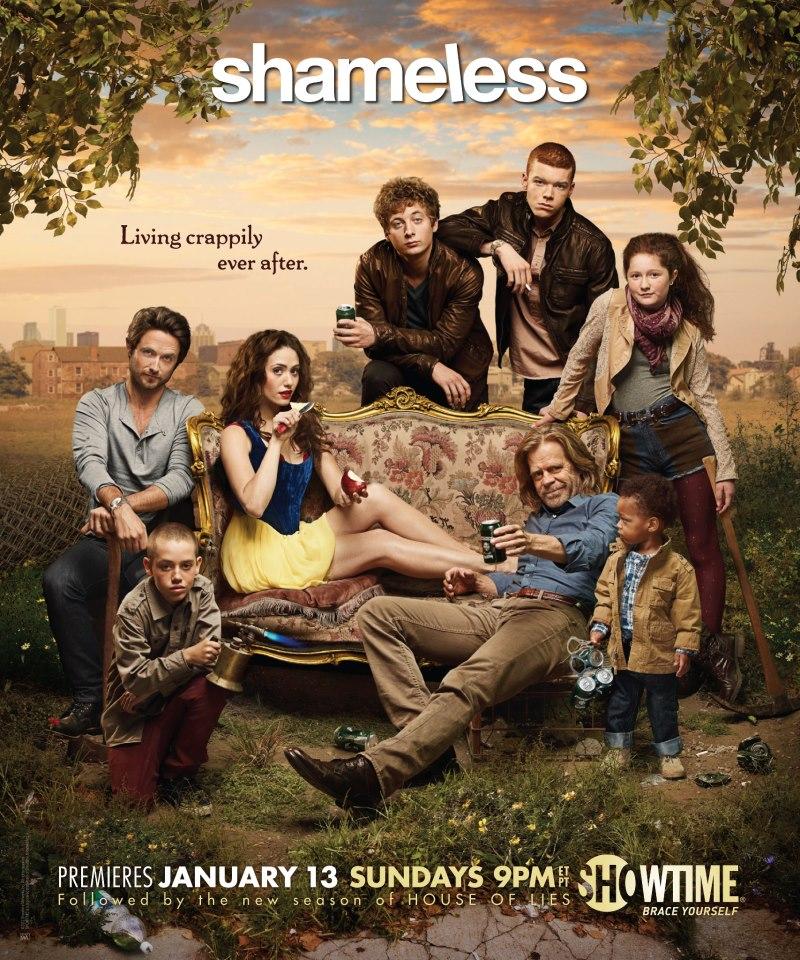 Không Biết Xấu Hổ Phần 3 - Shameless Season 3 - 2013