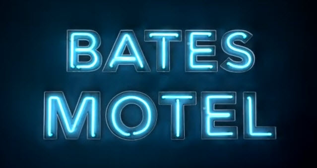Image result for BATES MOTEL LOGO