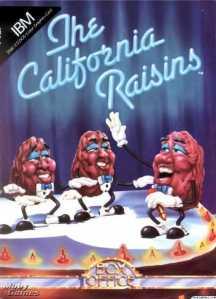 CaliforniaRaisins