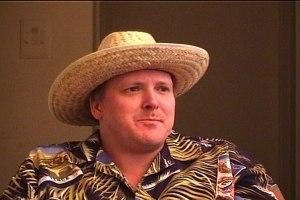 """The Hat Guy"" John Bailey"