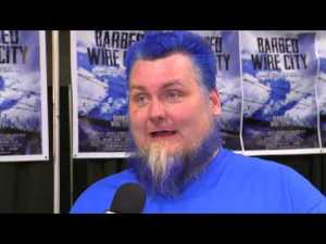 Brian Heffron AKA The Blue Meanie