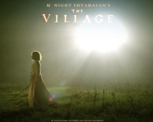 The Village - Movie Wallpaper - 03