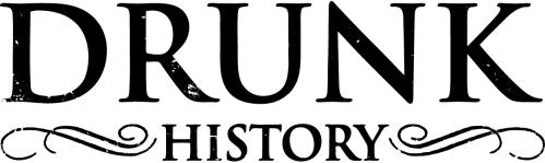 Drunk History - Primary Logo